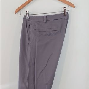 Lululemon commission pant slim 34 length
